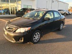 2012 Toyota Corolla Convenience Pkg + Remote Start