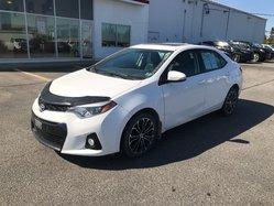 Toyota Corolla S Upgrade Pkg  2014
