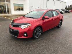 Toyota Corolla S Premium Pkg  2014