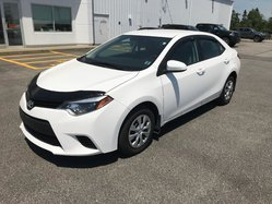 2015 Toyota Corolla CE Automatic + Remote Start