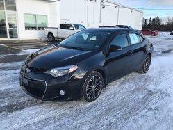 2015 Toyota Corolla SE Upgrade Pkg