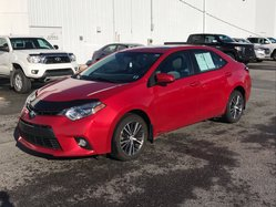 2016 Toyota Corolla LE Upgrade Pkg