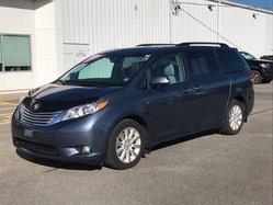 2014 Toyota Sienna Limited AWD