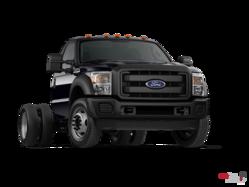 FORD TRUCKS F450 4X4 - CREW CAB 973A  2015