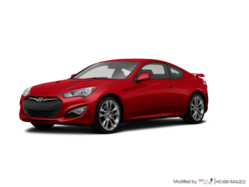2015 Hyundai Genesis Coupe V6