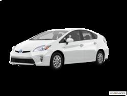 2015 Toyota PRIUS PLUG-IN (PREMIUM PAINT)