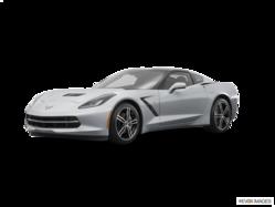 2016 Chevrolet CORVETTE STINGRAY COUPE Z51 3LT (3LT)
