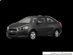 2016 Chevrolet Sonic 5d LS auto (1SB)