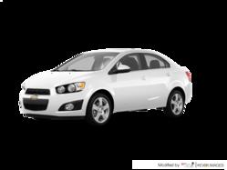 2016 Chevrolet Sonic 4d LT auto (1SD)