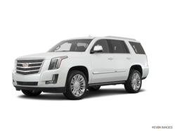 2017 Cadillac Escalade PLATINE