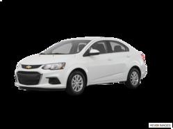 2017 Chevrolet Sonic 5d LT auto (1SD)