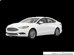 2017 Ford FUSION SE 2.5L FWD AUTO
