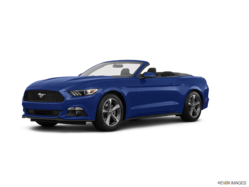 2017 Ford Mustang convertible 051A