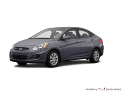 2017 Hyundai ACCENT GL 4dr SDN AUTO