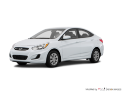 2017 Hyundai ACCENT GL 4 PORTES