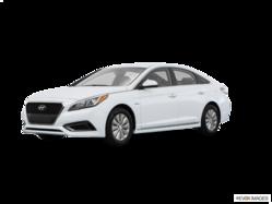 Hyundai Sonata Hybrid PHEV  2017
