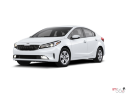 2017 Kia FORTE 2.0L LX+ AUTO (PEARL PAINT) FORTE (YDM) LX+