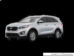 Kia SORENTO LX 2.4L FWD AUTO (PREM PAINT) (UMA) LX (2RM)  2017