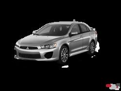 2017 Mitsubishi LANCER ES AWC S-CVT LANCER ES AWD