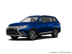 2017 Mitsubishi OUTLANDER SE AWC GROUPE TOURISME NOIR
