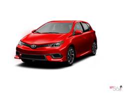 Toyota COROLLA IM CVT   2017