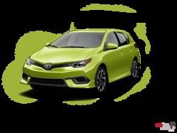 2017 Toyota COROLLA IM CVT