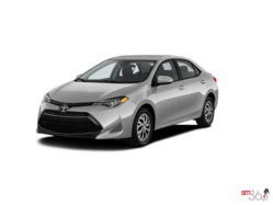 2017 Toyota COROLLA LE CVT UPGRADE PKG