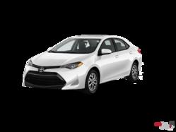 2017 Toyota COROLLA LE CVT 21FB