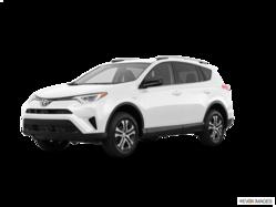 2017 Toyota RAV4 FWD LE LE