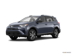 Toyota RAV4 2WD LE UPGRADE PKG   2017