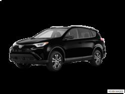 Toyota RAV4 AWD LE LE  2017