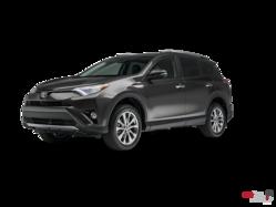 2017 Toyota RAV4 AWD LIMITED Limited