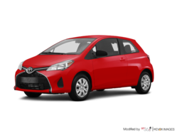 2017 Toyota YARIS HATCHBACK 5 PTES LE 4A LE