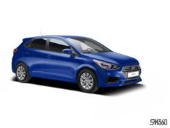 2019 Hyundai Accent (5) Essential at