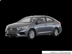 2019 Hyundai ACCENT ESSENTIAL COMFORT 4 DOORS Essentials Comfort