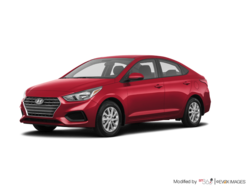 2019 Hyundai Accent (4) Preferred 6sp