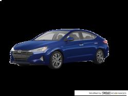 2019 Hyundai Elantra Sedan Luxury at