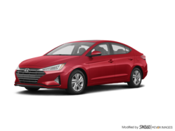 2019 Hyundai ELANTRA PREFERRED Sun And Safety