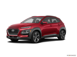 2019 Hyundai Kona 1.6T AWD Ultimate w/ Red Colour Pack