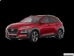 2019 Hyundai Kona 1.6T AWD Ultimate w/ Red Colour Pack