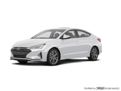 2020 Hyundai Elantra Sedan Luxury IVT