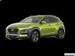 2020 Hyundai Kona 1.6T AWD Ultimate w/ Lime Colour Pack