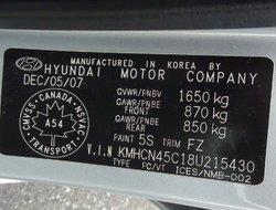 2008 Hyundai Accent GL AC GROUPE ELECTRIQUE