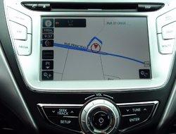 2012 Hyundai Elantra LIMITED NAVI TOIT CUIR ÉQUIPEMENT COMPLET