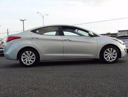 Hyundai Elantra GL AC AUTOMATIQUE ÉQUIPEMENT COMPLET  2013