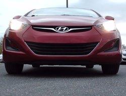 Hyundai Elantra GL AC ÉQUIPEMENT COMPLET  2015