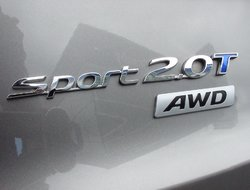 Hyundai Santa Fe AWD 2.0 T PREMIUM MAGS FOGS ÉQUIPEMENT COMPLET  2013