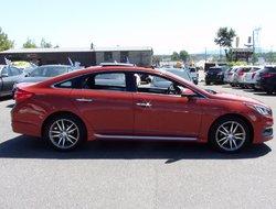 Hyundai Sonata ULTIMATE 2.0T CUIR NAVI TOIT PANO TOUT ÉQUIPÉ  2015