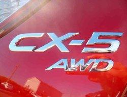 Mazda CX-5 AWD CUIR, 0.9%, CERTIFIÉ MAZDA