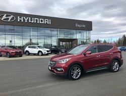 2017 Hyundai Santa Fe Sport Lux